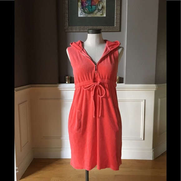 e695cb2ace Juicy Couture Other - NWOT Juicy Couture coral swim cover-up